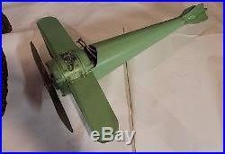 airplane ceiling fan american antique rare fan o plane bi plane airplane ceiling fan