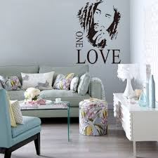 2015 special offer sale wall stickers home decor bob marley one 2015 special offer sale wall stickers home decor bob marley one love removable vinyl quotes wall stickers decal art home decor in wall stickers from home