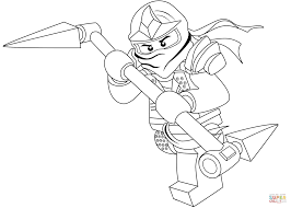 ninjago lloyd coloring page free printable coloring pages