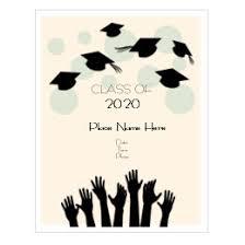 8th grade graduation cards avery
