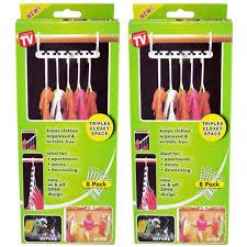 Closet Set by Triple Closet Space Saver Hanger Set Of 2 Lazada Ph