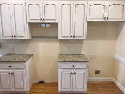white dove kitchen cabinets with glaze kitchen cabinet refinishing with glaze complete cabinet