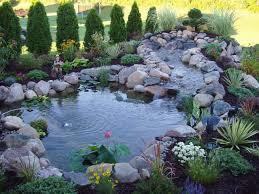 getaway u0027 gardens water fire features make for backyard bliss