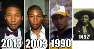 Pharrell Meme - pharrell begins authorial career with four book deal mobylives
