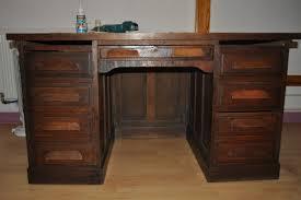 bureau americain meubles à peindre au coeur de