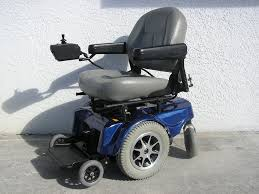 pride jazzy 1100 electric wheelchair