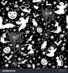 halloween flying witch background halloween background witch on broom spiders stock vector 318839474