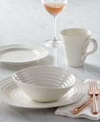 portmeirion dinnerware conran white collection
