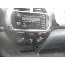 Toyota Rav4 2001 Interior 2001 Toyota Rav4 Parts Car White With Gray Interior 4 Cylinder