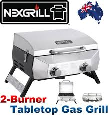 Backyard Grill 2 Burner Cart Gas Grill by New Nexgrill 2 Burner Tabletop Portable Gas Grill 20000btu 304