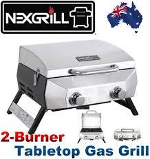 Backyard Grill 2 Burner Gas Grill by New Nexgrill 2 Burner Tabletop Portable Gas Grill 20000btu 304