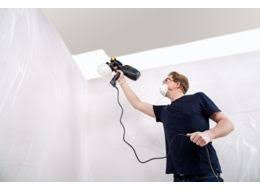 Ceiling Paint Sprayer by How To Paint Ceilings And Walls With A Paint Sprayer Help