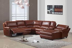 Sectional Leather Sofas With Recliners by Furniture Home Leather Sectional Sofa Benefits Of Applying Small