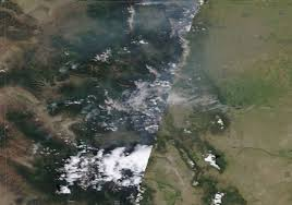 Alberta Wildfire Satellite Images by U S Air Quality June 2016 Archives