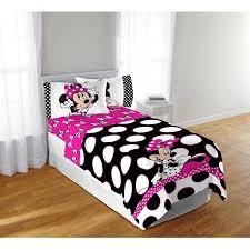 Walmart Full Comforter Disney Minnie Dots Are The New Black Twin Full Comforter Walmart