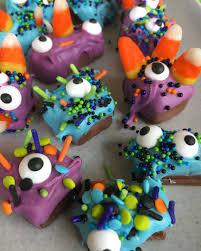 monster mash a halloween treat recipe sinkology