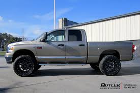 Dodge Ram Trucks With Rims - dodge ram with 20in fuel maverick wheels exclusively from butler