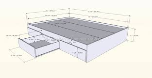 Length Of King Size Bed Bedding Pretty Measurements Of A Queen Size Bed Frame Dimensions