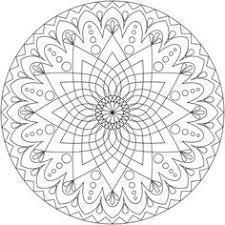 coloring pages mandala printable coloring pages flower mandala