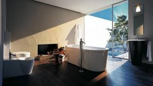 Modern Luxury Bathroom Designs Pictures The Mountain Scenery - Big bathroom designs