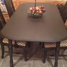 laminate table top refinishing how to paint a laminate kitchen table confessions kitchens and