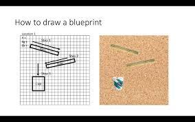 make a blueprint how to draw a blueprint youtube