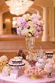 would love a dessert station at my wedding tea party