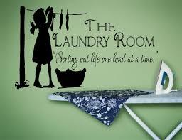 Decorate Laundry Room Laundry Room Decor Laundry Sign Laundry Room Decal Laundry