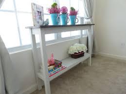 narrow console table for tiny hallway plan traba homes
