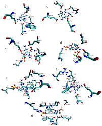toxins free full text docking simulation of the binding