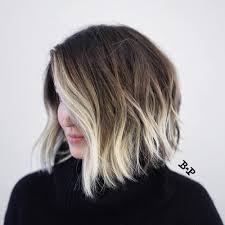 pictures of ombre hair on bob length haur 30 short ombre hair options for your cropped locks in 2018
