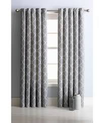 Pink Trellis Curtains Geo Prints For The Home Are In As Are Pink And Grey Home