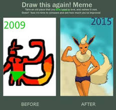 Draw It Again Meme Template - simple draw it again meme template demonwolf37 jaye deviantart draw it again meme template jpg