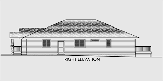 house plans walkout basement side sloping lot house plans walkout basement house plans 10018