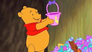 winnie the pooh easter basket winnie the pooh easter egg hunt