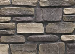 cultured stone field stone expert supply fake stone castle rock