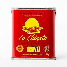 smoky paprika la chinata hot smoked paprika powder 70g 2 5oz