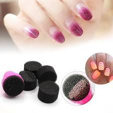 amazon com nail art set tape line nail stickers colored