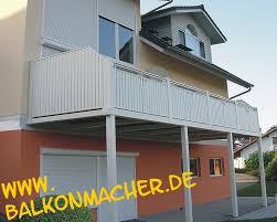 balkon edelstahlgelã nder balkon aus aluminium kosten möbel ideen und home design inspiration