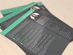 Creative Resume Online by Creative Cv Template 19 For Art Architecture In Black U0026 Green
