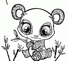 panda bear coloring beautiful panda bear coloring pages 35