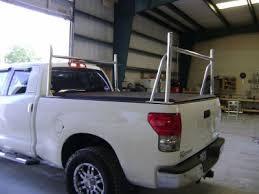 toyota tundra ladder rack custom aluminum tundra truck ladder rack ryderracks