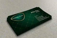 modern electronic business card templates suitable for any kind