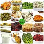 weight watchers menu plan healthy thanksgiving recipes in weight