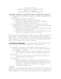 sample rhetorical analysis essay ap english analysis example 2