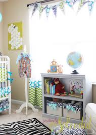 Decorating A Baby Nursery Baby Boy Nursery Tour Positively Splendid Crafts Sewing