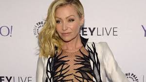 portias hair line portia de rossi steven seagal unzipped pants in audition
