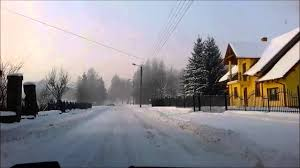 winter in poland january 2016