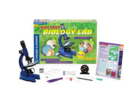 amazon com kids first biology lab science kit u0026 microscope toys