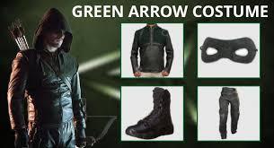 Green Arrow Halloween Costume Green Arrow Costume Diy Halloween Guide Arrow Fans
